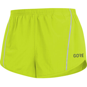 GORE WEAR R5 Split Shorts Men citrus green